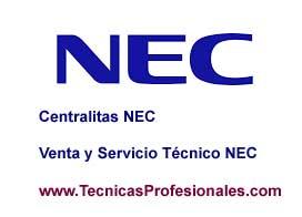 Centralitas NEC